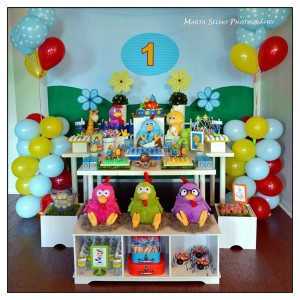 Galinha Pintadinha Birthday Party via Kara's Party Ideas | Kara'sPartyIdeas.com #galinha #pintadinha #birthday #party (24)