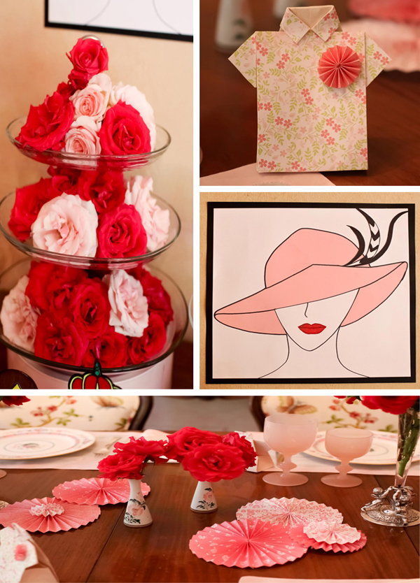 Hats Off To Mom Mothers Day Party Via Karas Ideas