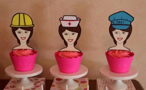 Hats Off To Mom Mother's Day Party via Kara's Party Ideas | Kara'sPartyIdeas.com #mothers #day #party #mom #holiday (8)