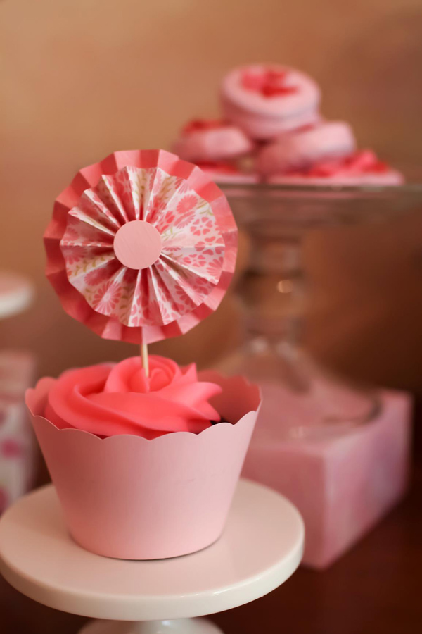 Hats Off To Mom Mother's Day Party via Kara's Party Ideas | Kara'sPartyIdeas.com #mothers #day #party #mom #holiday (3)