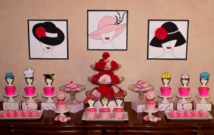 Hats Off To Mom Mother's Day Party via Kara's Party Ideas | Kara'sPartyIdeas.com #mothers #day #party #mom #holiday (18)