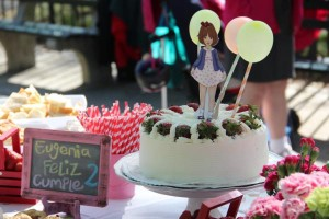 Vintage Birthday Parade Party via Kara's Party Ideas | KarasPartyIdeas.com #vintage #birthday #parade #party #ideas (7)