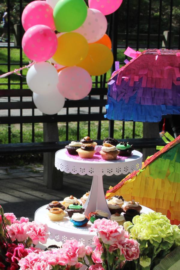 Vintage Birthday Parade Party via Kara's Party Ideas | KarasPartyIdeas.com #vintage #birthday #parade #party #ideas (6)
