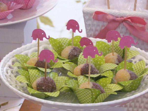 Elephant 1st Birthday Party via Kara's Party Ideas | KarasPartyIdeas.com #elephant #party #baby #shower #ideas (2)