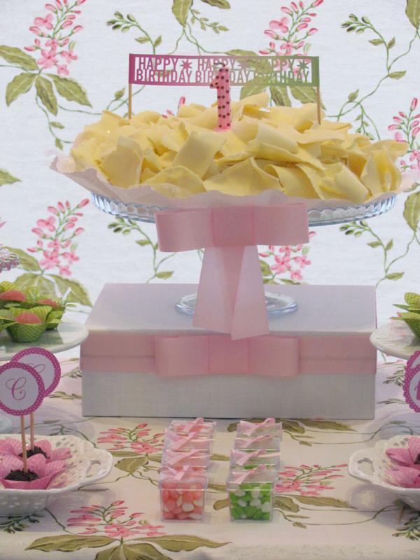 Elephant 1st Birthday Party via Kara's Party Ideas | KarasPartyIdeas.com #elephant #party #baby #shower #ideas (1)