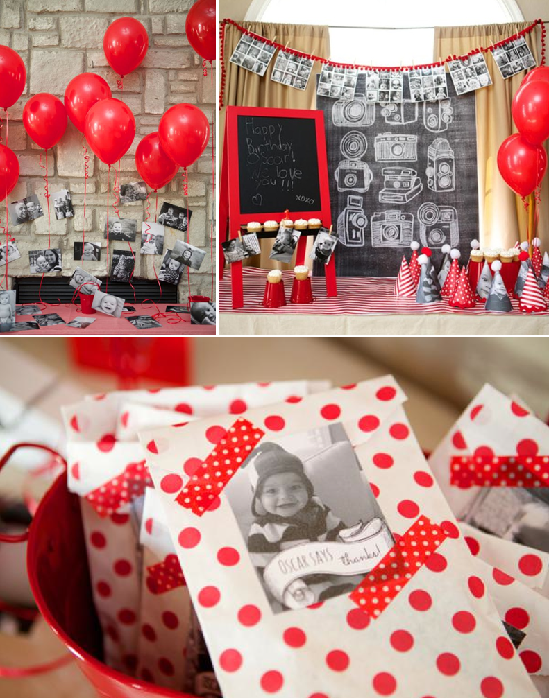 Top Picture Ideas For 1st Birthday