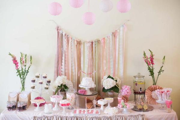 Shabby Chic Party via Kara's Party Ideas | KarasPartyIdeas.com #shabby #chic #girl #party #wedding #ideas (24)