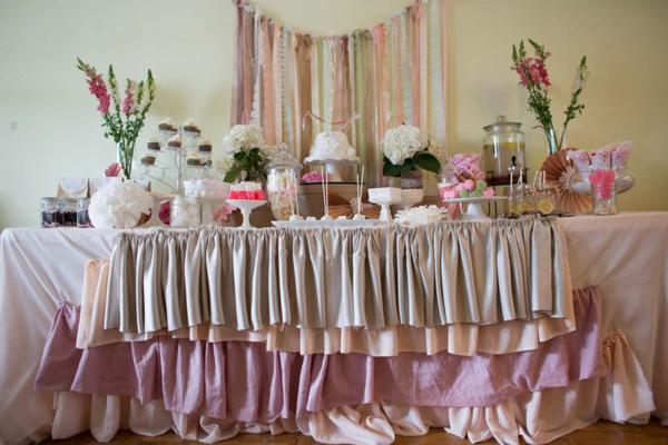 Shabby Chic Party via Kara's Party Ideas | KarasPartyIdeas.com #shabby #chic #girl #party #wedding #ideas (22)