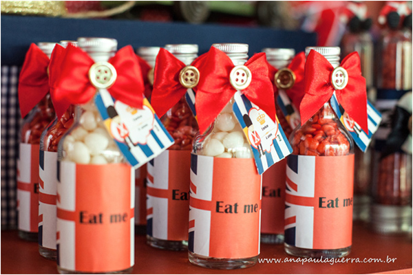 London Birthday Party via Kara's Party Ideas | Kara'sPartyIdeas.com #london #birthday #party (20)