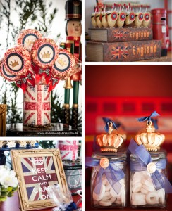 London Birthday Party via Kara's Party Ideas | Kara'sPartyIdeas.com #london #birthday #party (1)