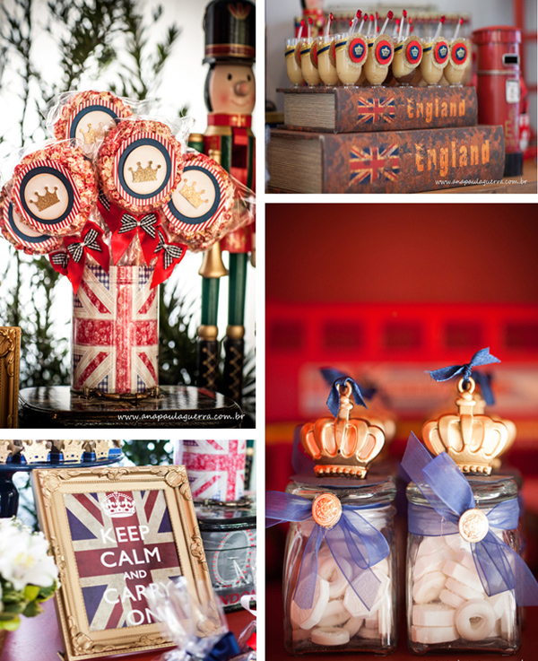 British Themed Boy S Bedroom: Kara's Party Ideas London Birthday Party Supplies Ideas
