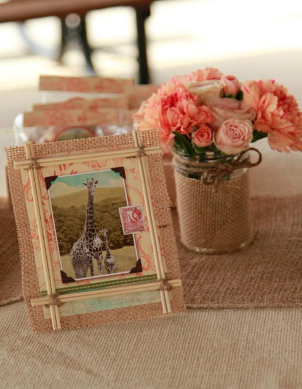 Girly Safari Party via Kara's Party Ideas | KarasPartyIdeas.com #safari #jungle #birthday #party #ideas (26)