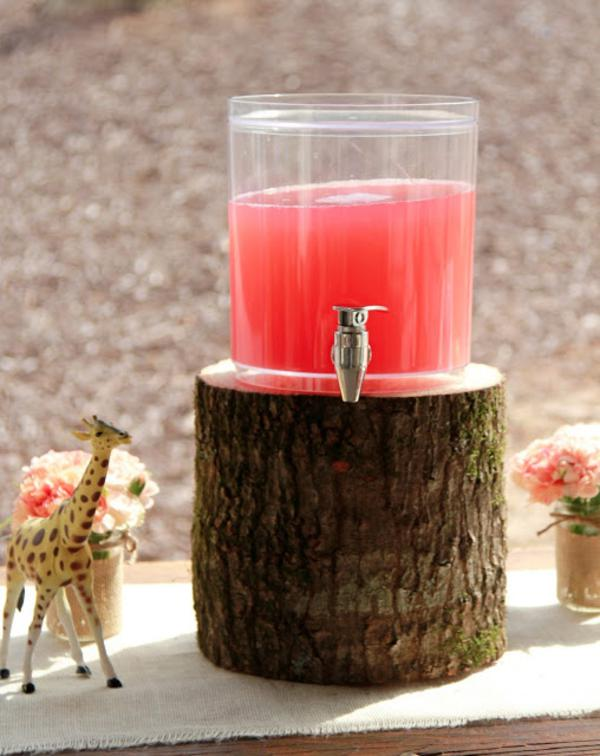 Girly Safari Party via Kara's Party Ideas | KarasPartyIdeas.com #safari #jungle #birthday #party #ideas (25)