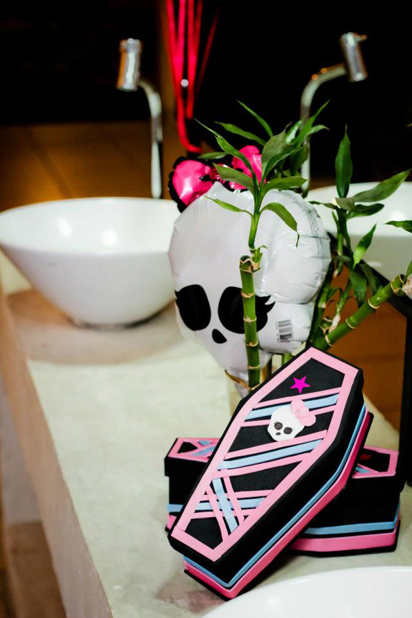 Monster High 8th Birthday Party via Kara's Party Ideas | Kara'sPartyIdeas.com #monster #high #birthday #party (46)