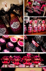 Monster High 8th Birthday Party via Kara's Party Ideas | Kara'sPartyIdeas.com #monster #high #birthday #party (1)