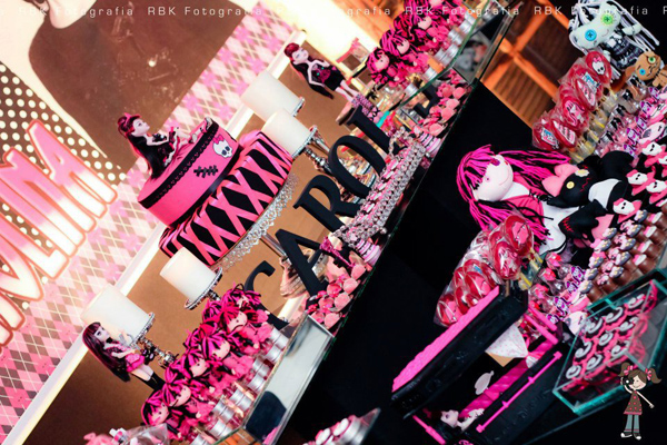 Monster High 8th Birthday Party via Kara's Party Ideas | Kara'sPartyIdeas.com #monster #high #birthday #party (31)