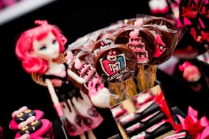 Monster High 8th Birthday Party via Kara's Party Ideas | Kara'sPartyIdeas.com #monster #high #birthday #party (25)