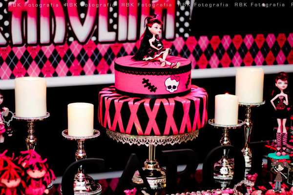Monster High 8th Birthday Party via Kara's Party Ideas | Kara'sPartyIdeas.com #monster #high #birthday #party (24)