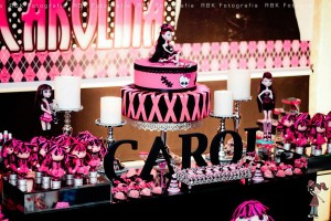 Monster High 8th Birthday Party via Kara's Party Ideas | Kara'sPartyIdeas.com #monster #high #birthday #party (15)