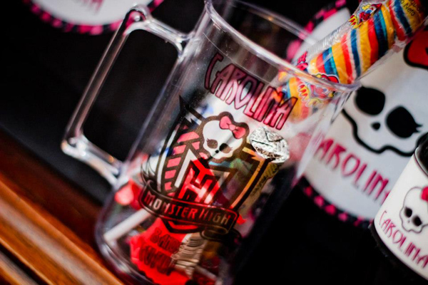Monster High 8th Birthday Party via Kara's Party Ideas | Kara'sPartyIdeas.com #monster #high #birthday #party (9)