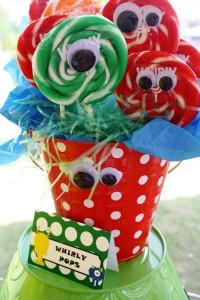 Monster Themed Birthday Party via Kara's Party Ideas | Kara'sPartyIdeas.com #monster #birthday #party (8)