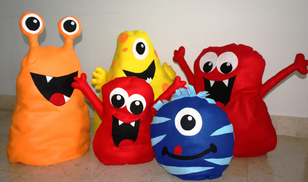Monster Themed Birthday Party via Kara's Party Ideas | Kara'sPartyIdeas.com #monster #birthday #party (1)