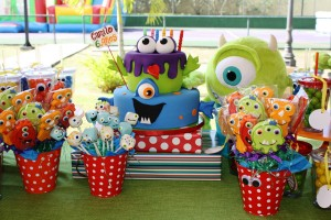 Monster Themed Birthday Party via Kara's Party Ideas | Kara'sPartyIdeas.com #monster #birthday #party (22)