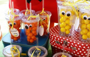 Monster Themed Birthday Party via Kara's Party Ideas | Kara'sPartyIdeas.com #monster #birthday #party (21)