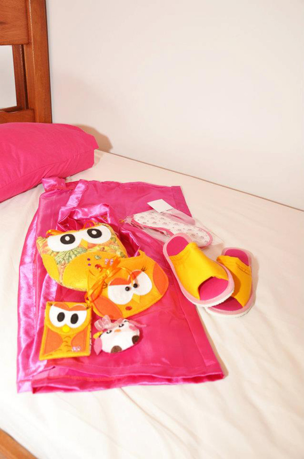 Night Owl Sleepover Party via Kara's Party Ideas | Kara'sPartyIdeas.com #night #owl #sleepover #party (10)