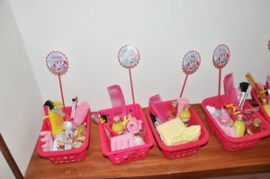 Night Owl Sleepover Party via Kara's Party Ideas | Kara'sPartyIdeas.com #night #owl #sleepover #party (2)