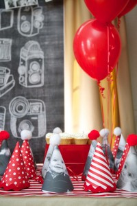 Year in an Instant Instagram 1st Birthday Party via Kara's Party Ideas | KarasPartyIdeas.com #instagram #picture #1st #first #birthday #party #ideas (21)
