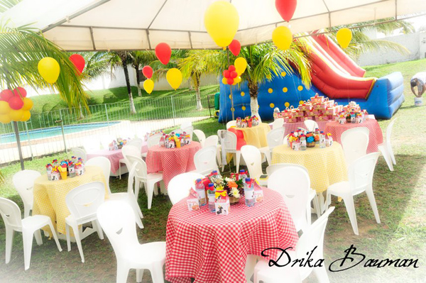 Picnic Themed 9th Birthday Party via Kara's Party Ideas | Kara'sPartyIdeas.com #picnic #themed #9th #birthday #party (7)