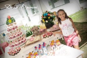 Picnic Themed 9th Birthday Party via Kara's Party Ideas | Kara'sPartyIdeas.com #picnic #themed #9th #birthday #party (18)