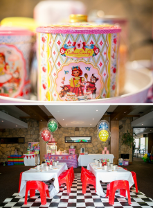Big Top Circus Carnival themed birthday party FULL OF IDEAS! Via Kara's Party Ideas KarasPartyIdeas.com #circus #carnival #fair #birthday #party #supplies #ideas #decor #idea (1)
