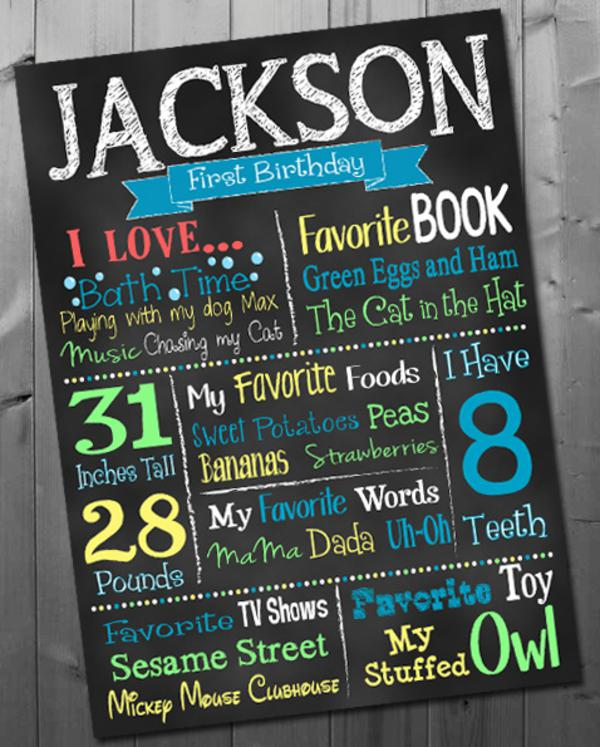 Chalkboard Art Printable Posters via Kara's Party Ideas | KarasPartyIdeas.com #chalkboard #printable (3)