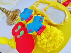 Snow White Birthday Party #snow #white #birthday #party #ideas (9)