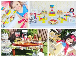 Snow White Birthday Party #snow #white #birthday #party #ideas (23)