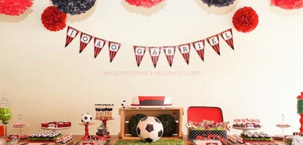 Soccer themed birthday party planning via Kara's Party Ideas KarasPartyIdeas.com #soccer #themed #boy #birthday #party #cake #supplies #decor #idea