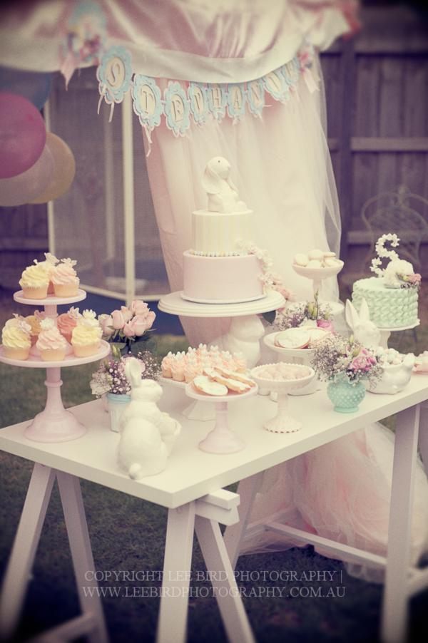Bunny Birthday Easter Party via Kara's Party Ideas | KarasPartyIdeas.com #bunny #easter #birthday #party #ideas (10)