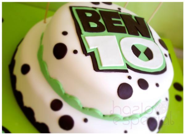 Ben 10 Party via Kara's Party Ideas | KarasPartyIdeas.com #ben #10 #party #ideas (1)