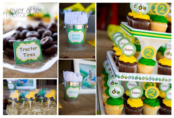 John Deere Farm Party via Kara's Party Ideas | KarasPartyIdeas.com #john #deere #birthday #party #ideas (2)