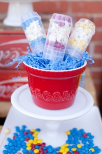 Vintage Superhero Birthday Party via Kara's Party Ideas | Kara'sPartyIdeas.com #vintage #superhero #birthday #party (16)