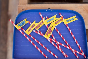 Vintage Superhero Birthday Party via Kara's Party Ideas | Kara'sPartyIdeas.com #vintage #superhero #birthday #party (5)