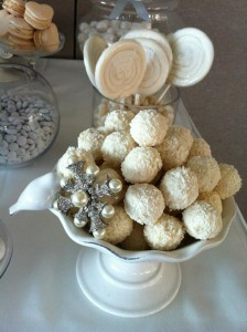 White and Silver Wedding via Kara's Party Ideas | Kara'sPartyIdeas.com #white #silver #wedding (39)