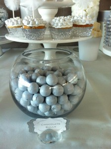 White and Silver Wedding via Kara's Party Ideas | Kara'sPartyIdeas.com #white #silver #wedding (38)