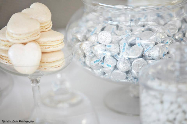 White and Silver Wedding via Kara's Party Ideas | Kara'sPartyIdeas.com #white #silver #wedding (37)