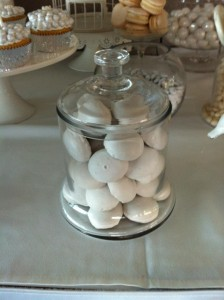 White and Silver Wedding via Kara's Party Ideas | Kara'sPartyIdeas.com #white #silver #wedding (36)