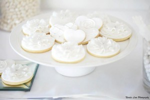 White and Silver Wedding via Kara's Party Ideas | Kara'sPartyIdeas.com #white #silver #wedding (45)