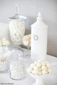 White and Silver Wedding via Kara's Party Ideas | Kara'sPartyIdeas.com #white #silver #wedding (32)