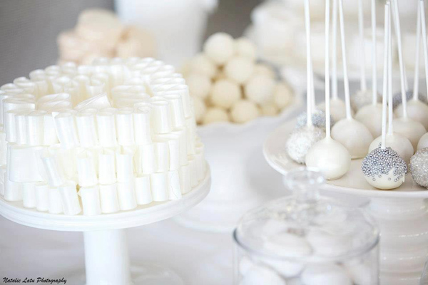 White and Silver Wedding via Kara's Party Ideas | Kara'sPartyIdeas.com #white #silver #wedding (31)